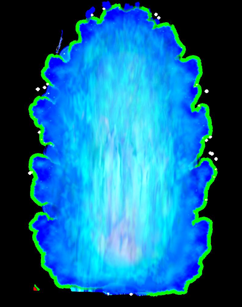 BEYOND SSJ BLUE AURA by D3RR3M1X on DeviantArt