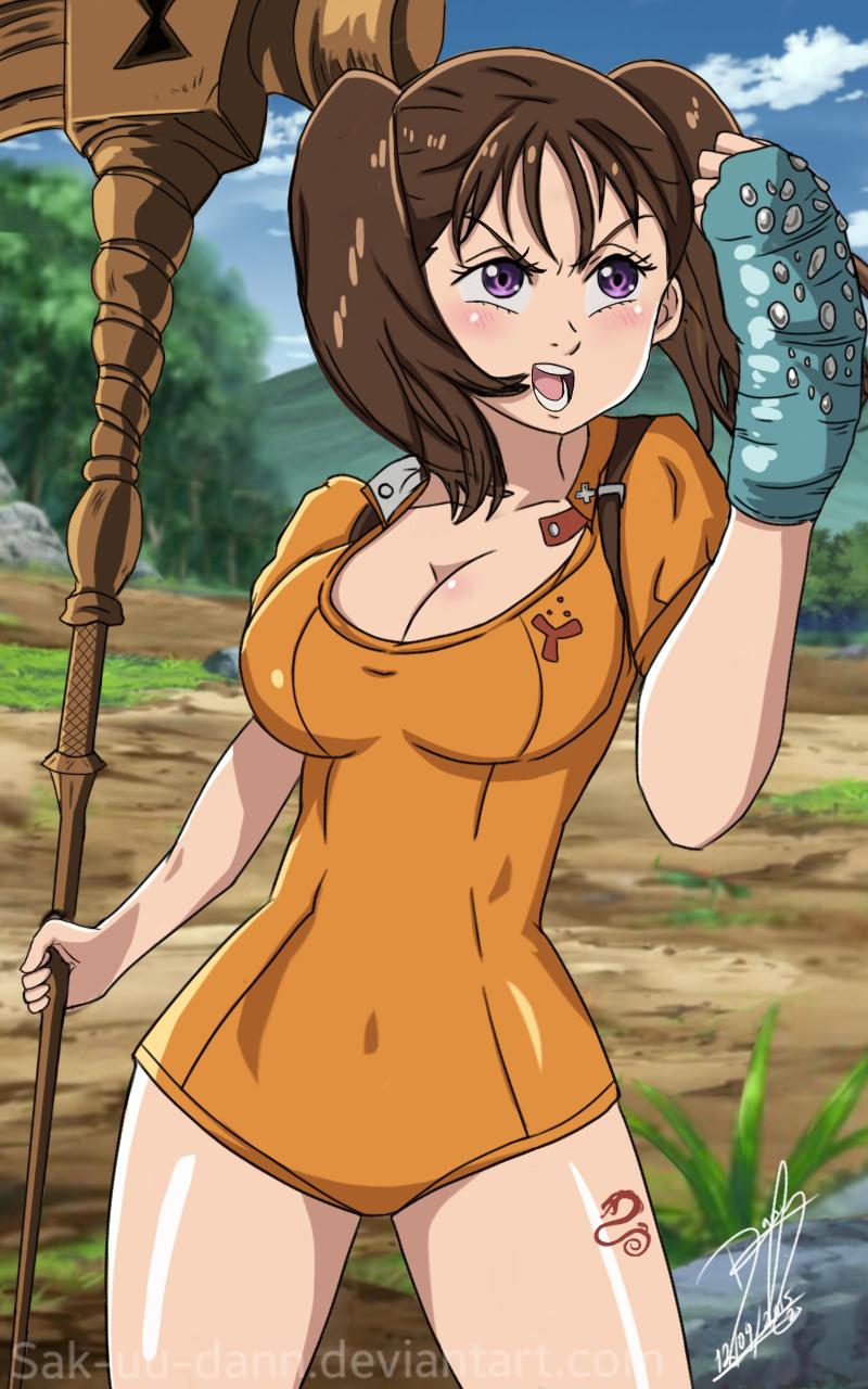 nanatsu no taizai diane