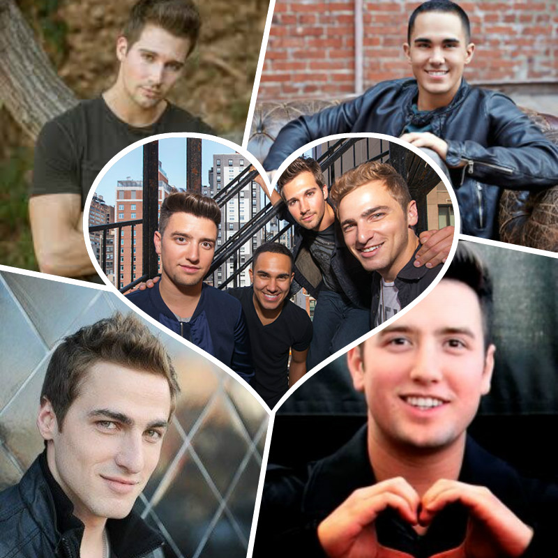 Big Time Rush - Lost In Love (feat. Jake Miller) [Audio ...