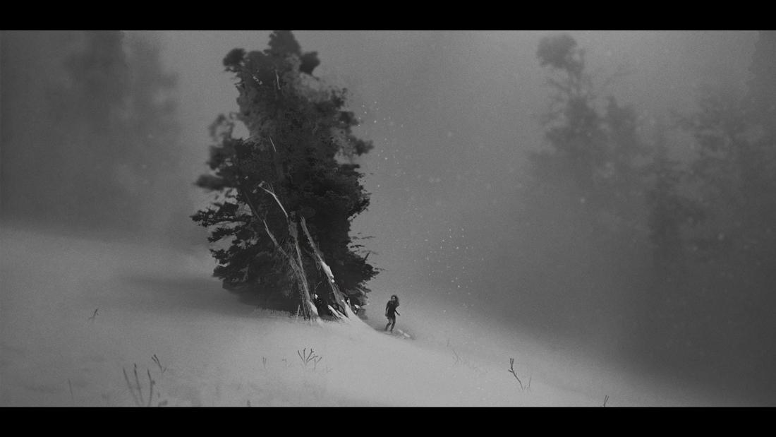 Through the forest ... 02 by AurelieBouquet