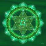Heart Chakra Symbol, Anahata