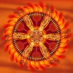 Sacral Chakra Seal of Protection