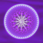 Crown Chakra Symbol, Sahasrara