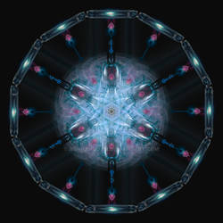 Stained Glass Mandalas 1