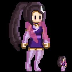 Elsie - Pixel art