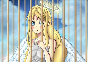 The Angel in the Cage