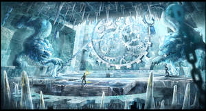 The Frozen Chamber