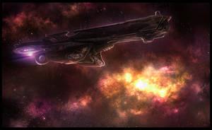 The Ascendancy by BlueRogueVyse