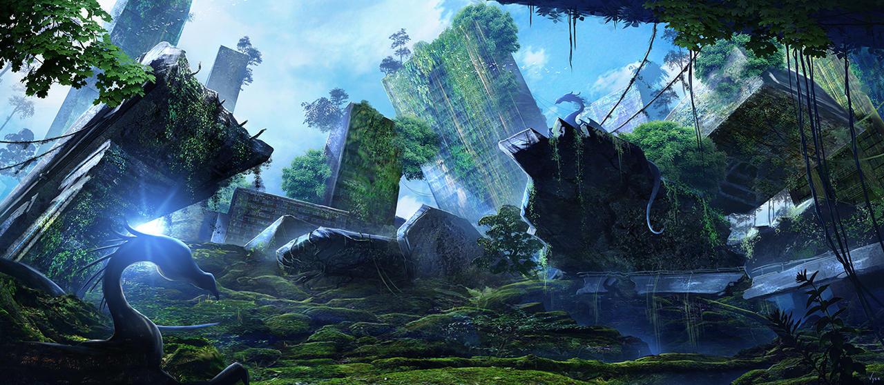 Dragonskeep by BlueRogueVyse