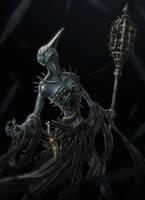 Necrowmancer by BlueRogueVyse