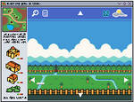 Fake Screenshot1 (Mockup Game), Building a Farm by thevirtualgaucho