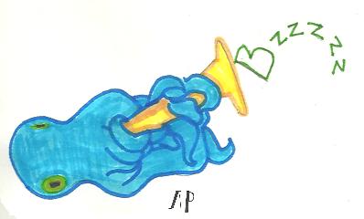 Anything's Possible: Vuvuzela by FizzyFlatSoda