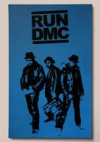 RUN DMC by shureoner