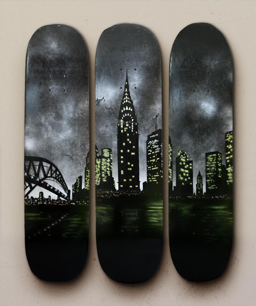 Skate City by shureoner