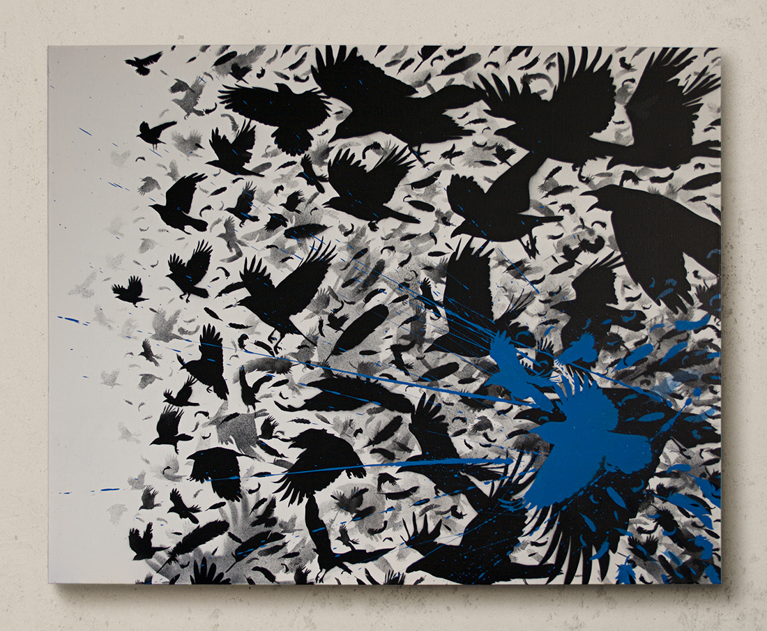 The Birds by shureoner