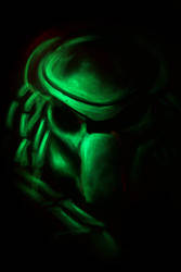 Fluorescent Predator