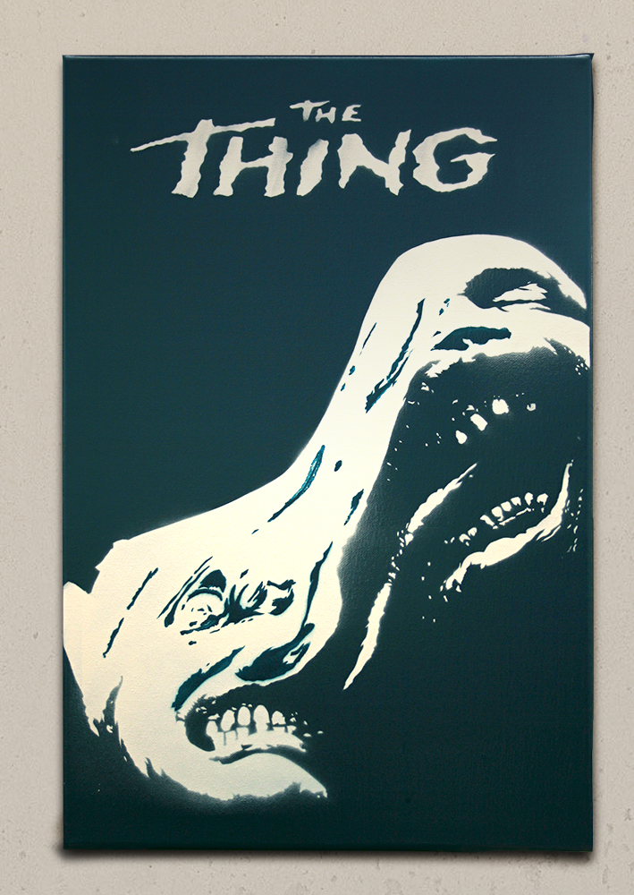 The Thing by shureoner