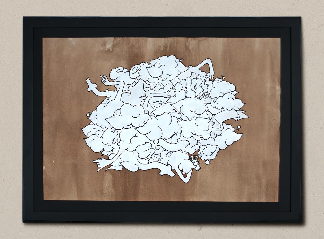 The Cloudz by shureoner