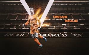 Cristiano Ronaldo Wallpaper by MWKGFX