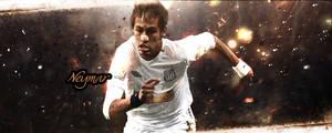 Neymar Signature by MWKGFX