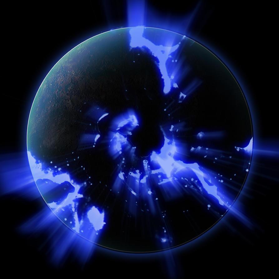 Released Energy by 4wallforce