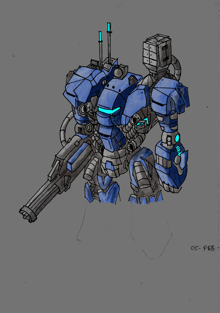Orion colord by 4wallforce