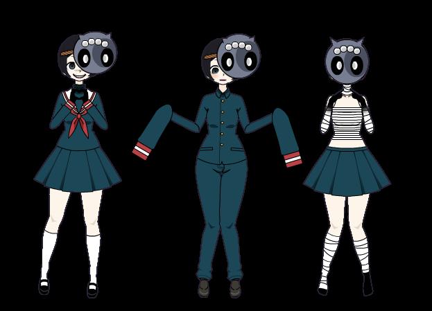 Kaite-san (Ventsona) ref by AestheticNyx