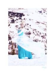 Siberian Cosplay - Elsa (Frozen)