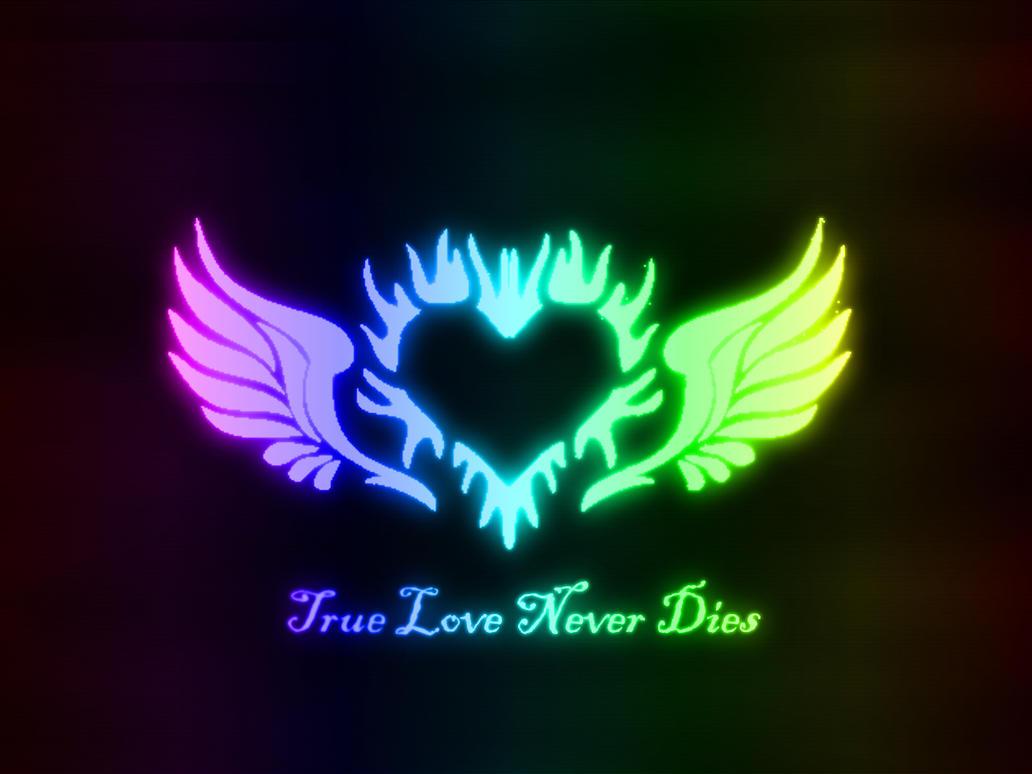 true love never dies tatouage
