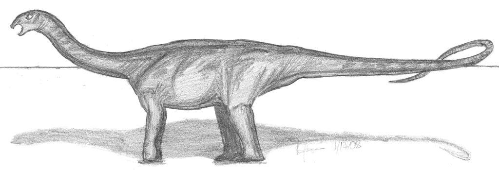 Nigersaurus taqueti II by EmperorDinobot