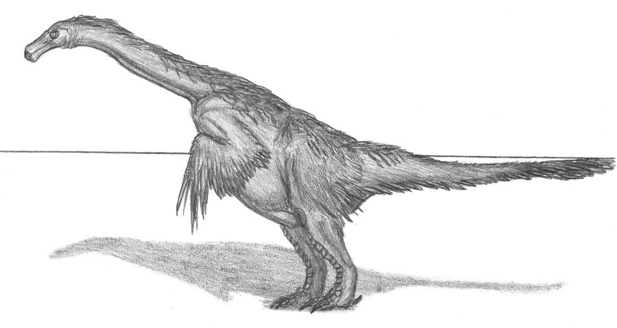 Nanshiungosaurus brevispinus by EmperorDinobot