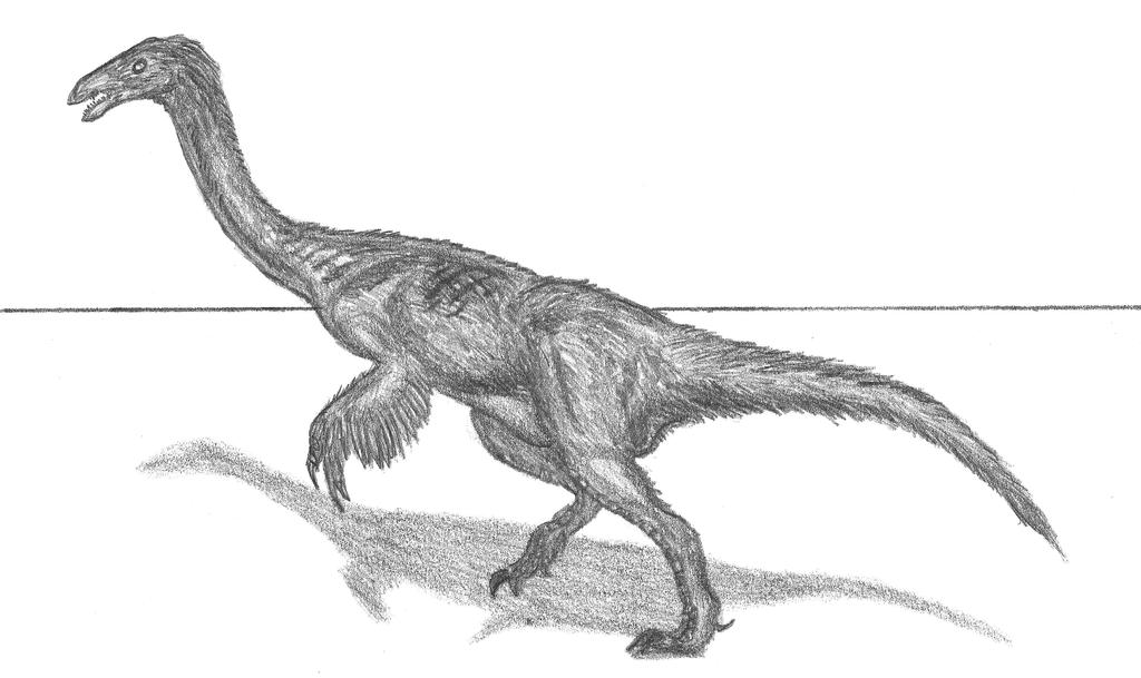 Neimongosaurus yangi by EmperorDinobot