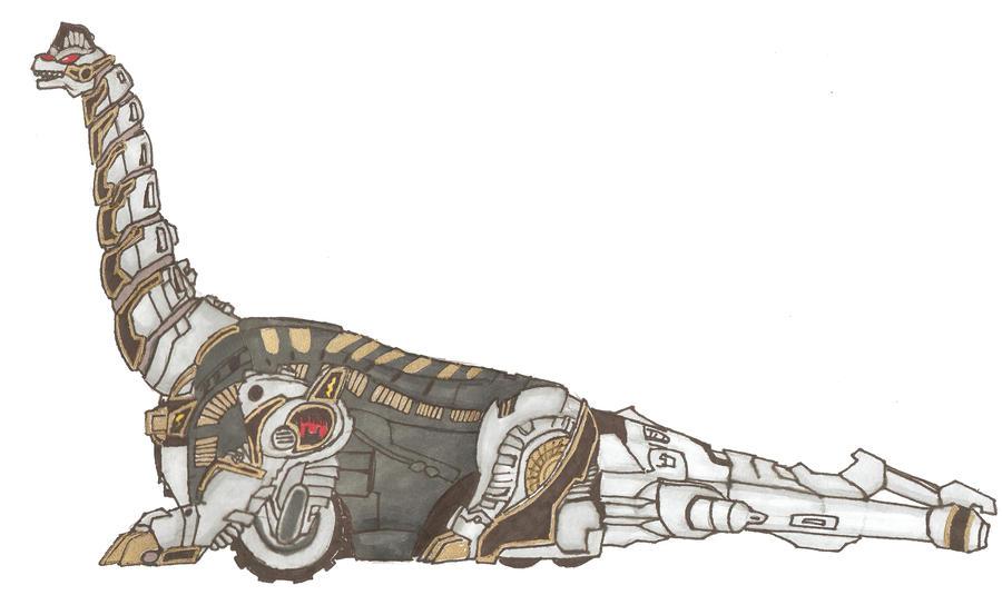 Titanus by EmperorDinobot