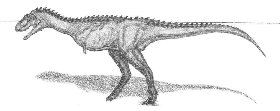 Aucasaurus garridoi II by EmperorDinobot