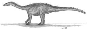 Blikanasaurus cromptoni by EmperorDinobot