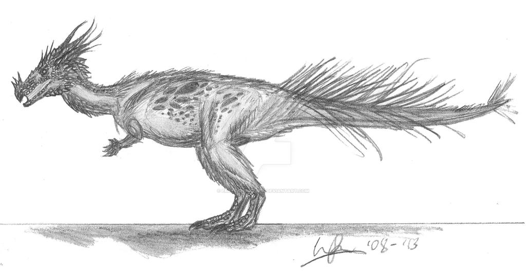 Dracorex hogwartsia by EmperorDinobot
