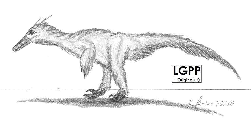 Austroraptor cabazai by EmperorDinobot