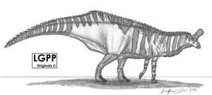 Tsintaosaurus spinorhinus