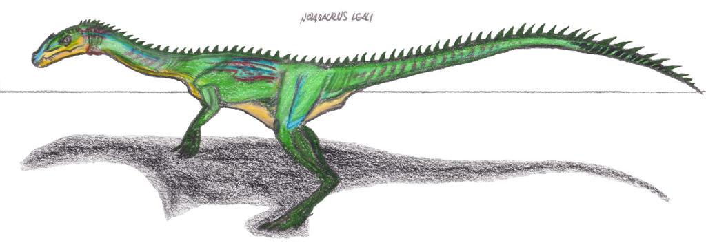 Noasaurus leali color