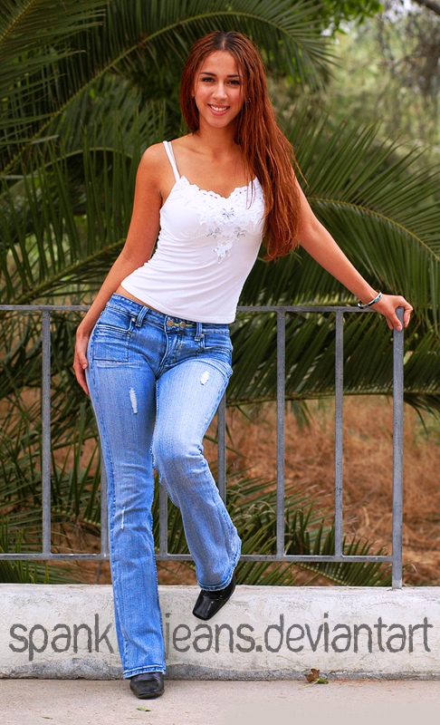 Curves and Smiles by SpankingJeans