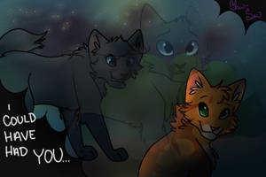 I Could Have Had YOU... by SpinnyCoon