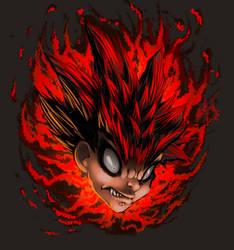 Fury Unleashed by Deks-Designs