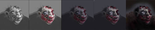 Freddy Hodge - Process by Deks-Designs