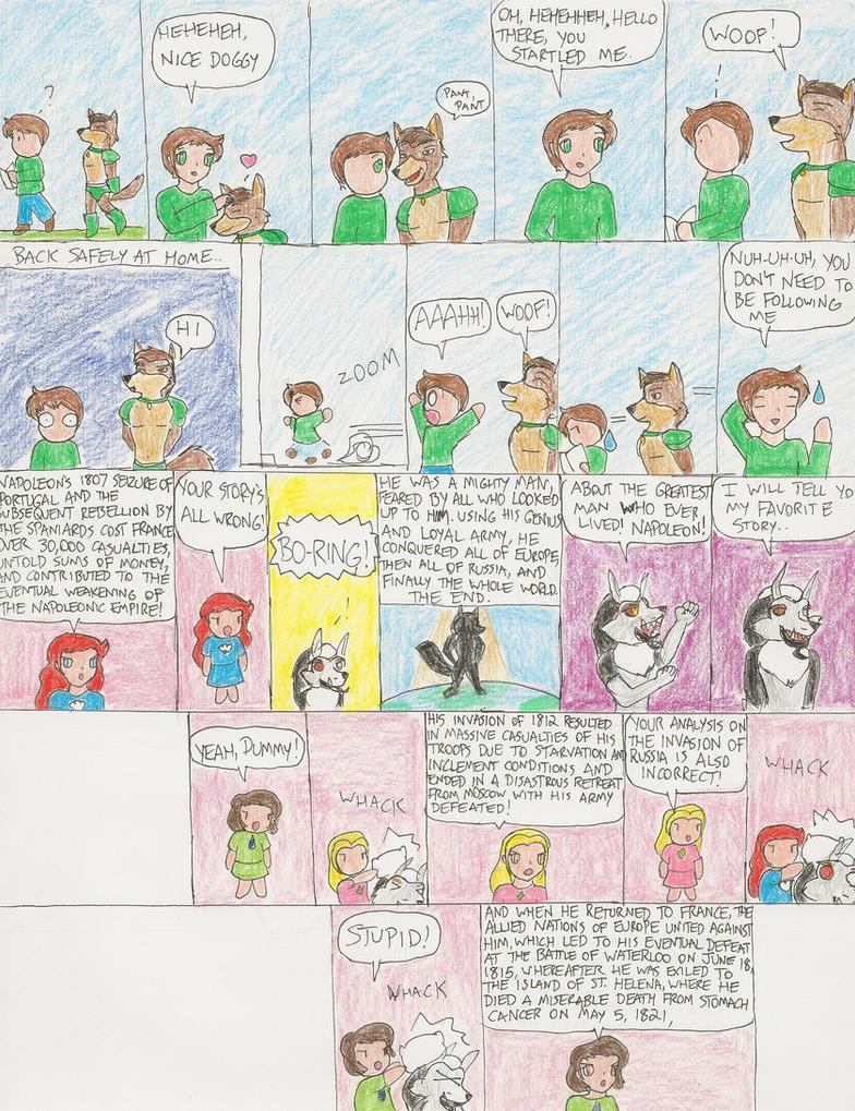 da Randomness 2: Pt. 2 by Subarufoxboy