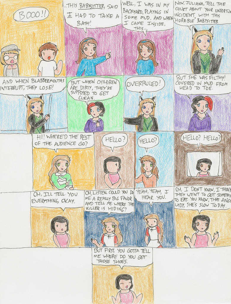 da Randomness 2: Pt. 3 by Subarufoxboy