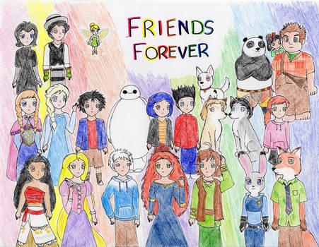 RotBTD: Friends Forever