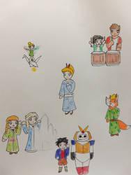 Disney Goes Japan 2 by Subarufoxboy