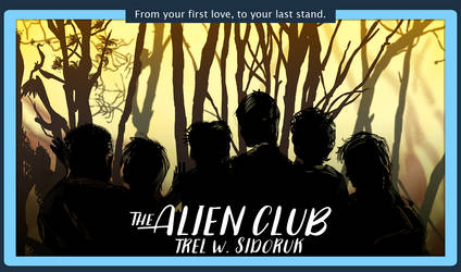 The Alien Club Giveaway banners by sirkrozz