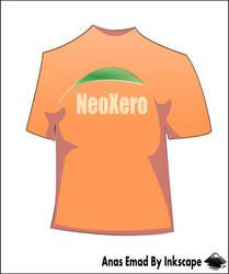 neoxero t-shirt by anasemad