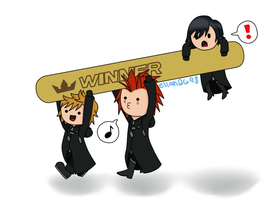 The Winner Stick by ellah2698